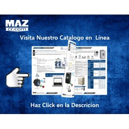 Catalogo de Productos MAZ