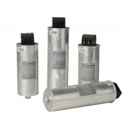 Capacitor Factor de Potencia 2.5kVar @ 230 3F