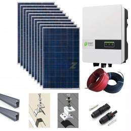 Kit Solar de 21.6kW de...