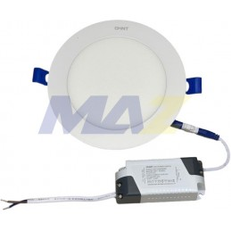 Lampara LED Redonda 9w 130mm 6000k