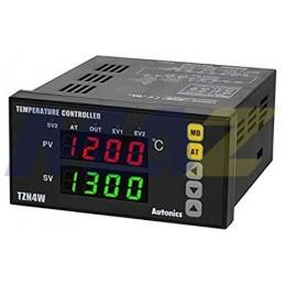 CONTROL TEMP TZN 96X48MM 100-240VAC SAL. RELE + 2 ALARMAS