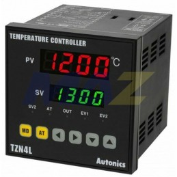 CONTROL TEMP TZN 96X96MM...