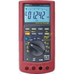Multimetro Digital Testboy 312