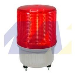 Lámpara Rotativa Led Roja...