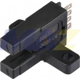 Sensor Bs5 Tipo Tenedor Micro 5-24Vdc Sens.5Mm Sal.Npn