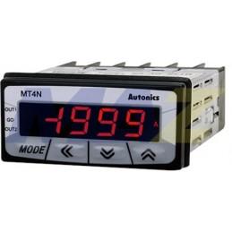 Meter Ac Lcd 1/32 Din 4...