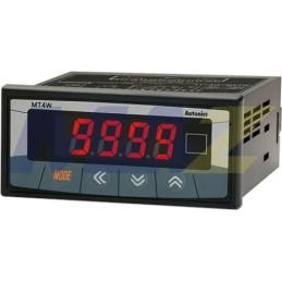 Medidor Digital 4 Dígitos...