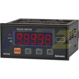 Medidor De Pulsos Digital 96X48 100-240Vac 3 Salidas Rele