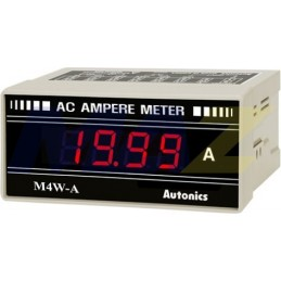Amperimetro Digital 96X48Mm...