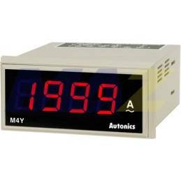 Amperimetro Digital 72X36Mm 100-240Vac 1999A 100-240Vac