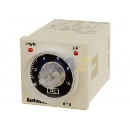 Temporizador Análogo 8Pin On Delay 30Min Rele+Rele Instantan