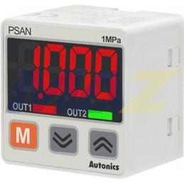 Sensor De Presión 0-1000Kpa 12-24 Vdc Npt 1/8