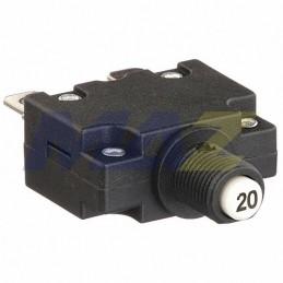 Mini Breaker 1P 20A Térmico...