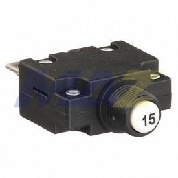 Mini Breaker 1P 15A Térmico...