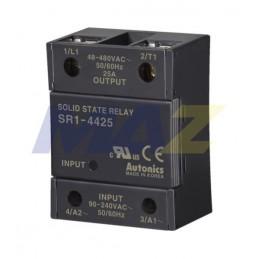Rele SSR 15A@240VAC Control 90-280VAC