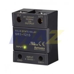 Relé SSR 40A@480VAC Control 4-30VDC