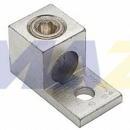 Terminal Tipo Silla 2/0 Str 14 Awg Aluminio Ul