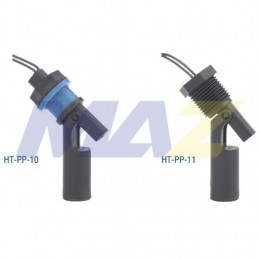Interruptor Nivel Plast.Boya 0.8A 250Vac/24Vdc 87Mm 10-130C