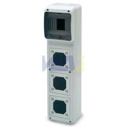 Caja Industrial Ip65 3...