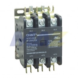 Contactor 40/50 Amp 3P 120VAC