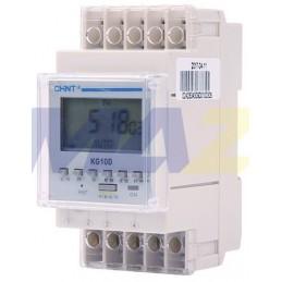 Temporizador Digital Semanal 16 Ev R/Din 240Vac 1 Circuito