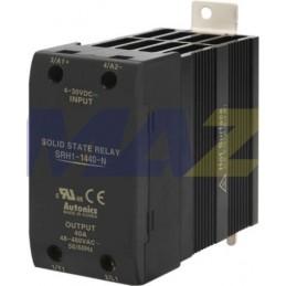 Relé Ssr Srh1 40A 48-480Vac...