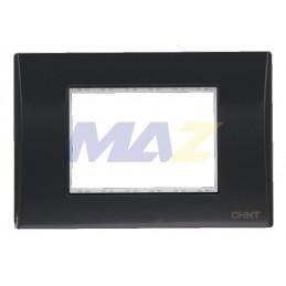 Placa color Negra con base