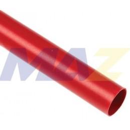 Termoencogible 10mmØ125°C Rojo