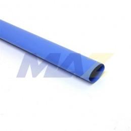 """Termoencogible 3/4"""" - 18mmØ 125°C 600V Azul"""