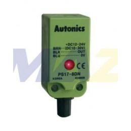Sensor Inductivo Psn 10-30Vdc 17X17Mm Sens.8Mm Sal Npn Na