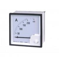 Elementos para la medicion e indicacion de variables electricas