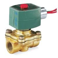 Valvulas solenoides para aire agua aceite y gas