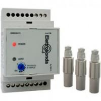 Controles de nivel de agua por electrodos